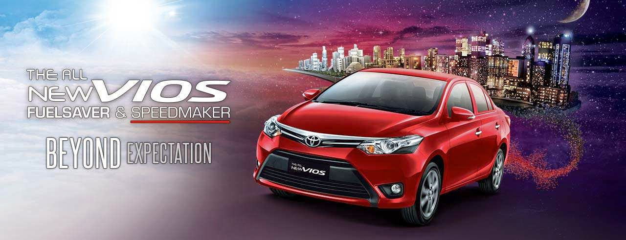 Toyota All New Vios Jambi