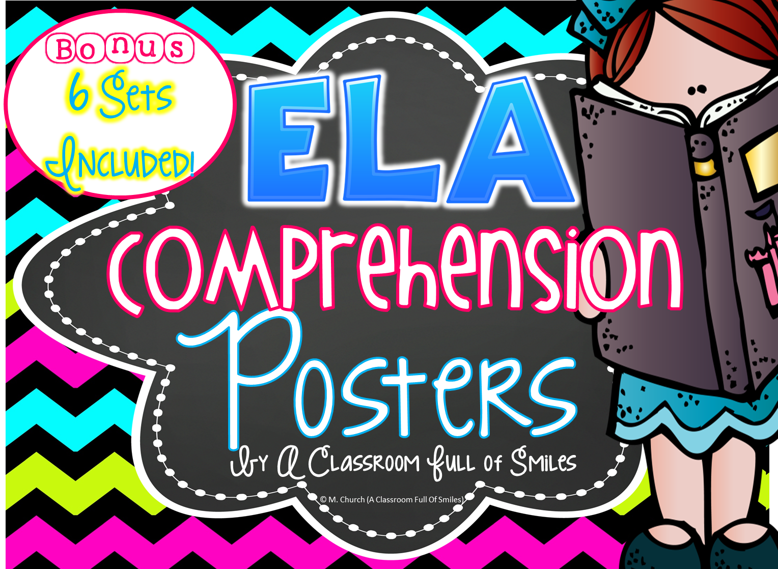 https://www.teacherspayteachers.com/Product/Reading-Comprehension-Posters-Bonus-6-Sets-Included-1256566