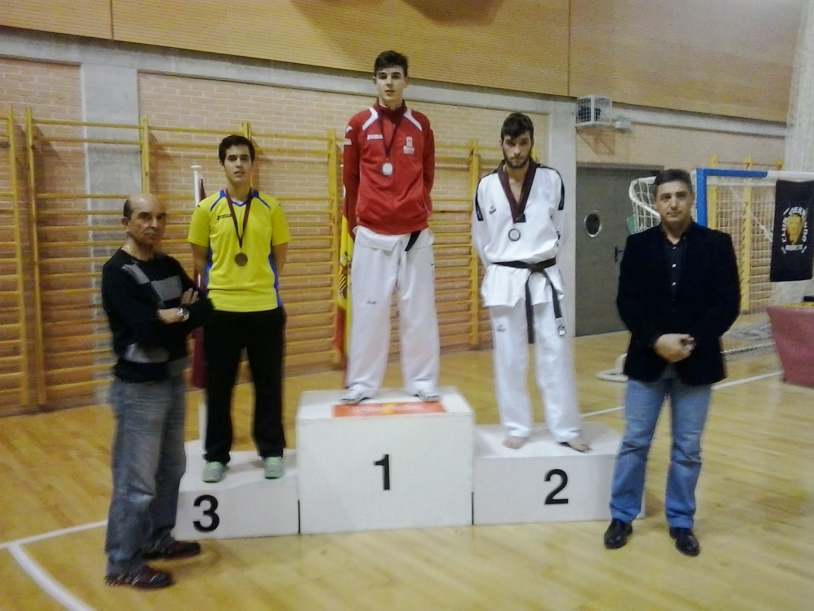JOSE ALBERTO CARRILERO CAMPEON REGIONAL ABSOLUTO