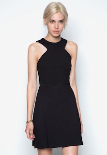 River Island Sleeveless A-line Dress