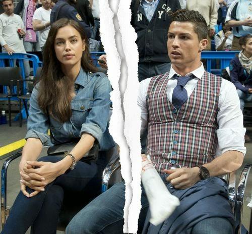 Officially confirmed: Irina Shayk separates from Cristiano Ronaldo!