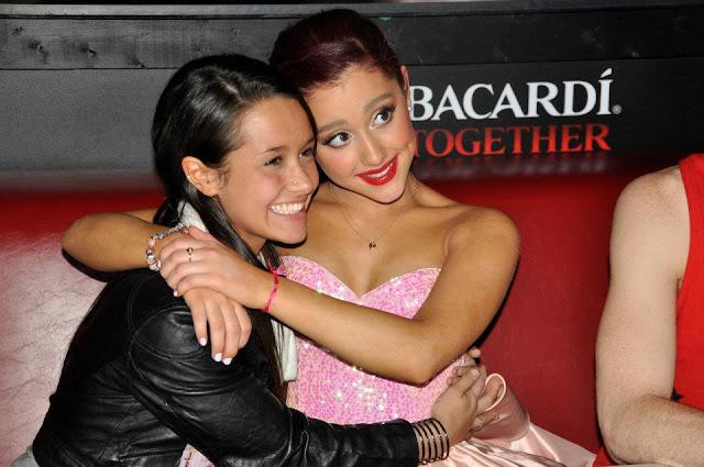 Lesbian sisters twins
