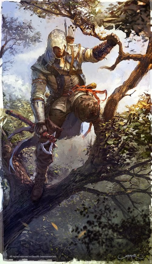 Remko Troost okmer ilustrações fantasia ficção científica games
