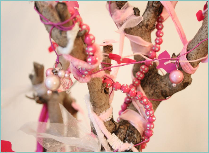 Roze Decoratie Woonkamer : Essie s handcraft cuteness roze boom