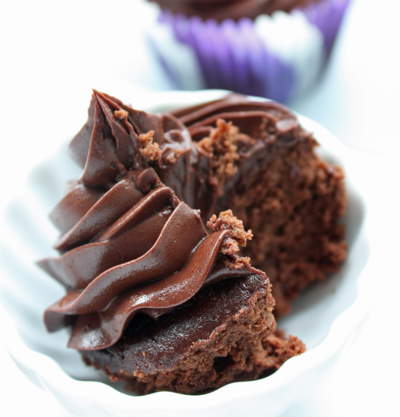 Chickpea Chocolate Cupcakes (Low Carb/Gluten Free) | I Breathe I'm ...