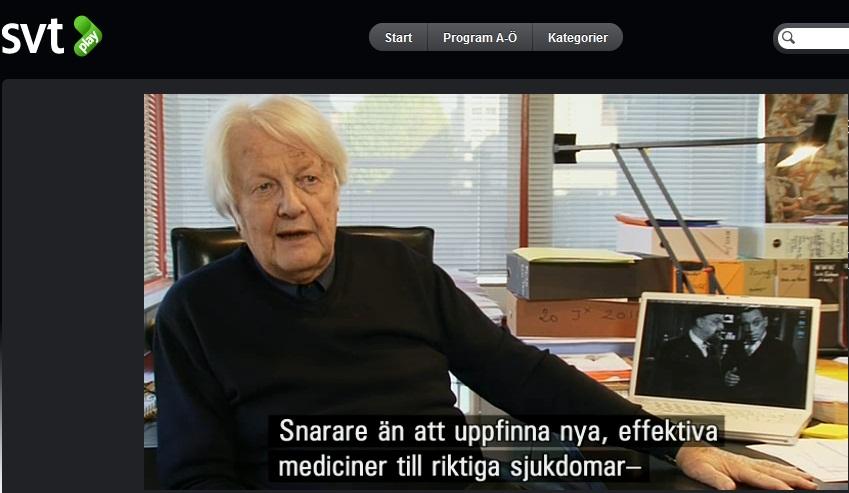 Dokumentär svt play Sjukdomar AB