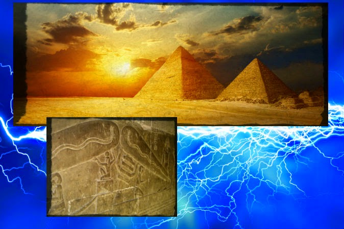 Ancient Egypt Illuminated by Electricity?