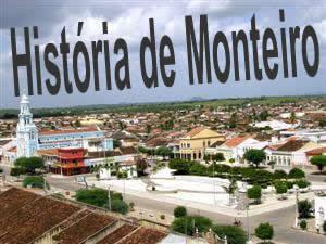 História de Monteiro PB