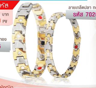Vòng đeo tay năng lượng Ramita Thái Lan