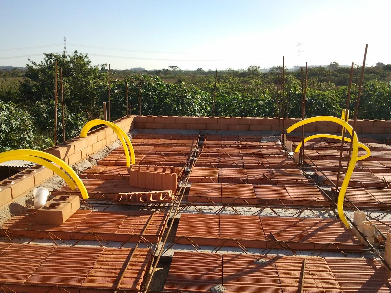 Construindo e Ampliando com Tijolo Solo cimento / Ecológico: Julho  #C09B0B 1600x1200 Banheiro Com Janela Na Laje