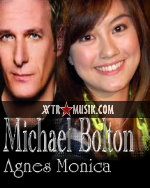 Michael Bolton feat. Agnes Monica - Said I Love You But I Lied