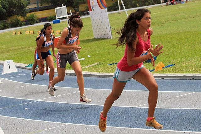 Mundial de Atletismo 400 m Planos