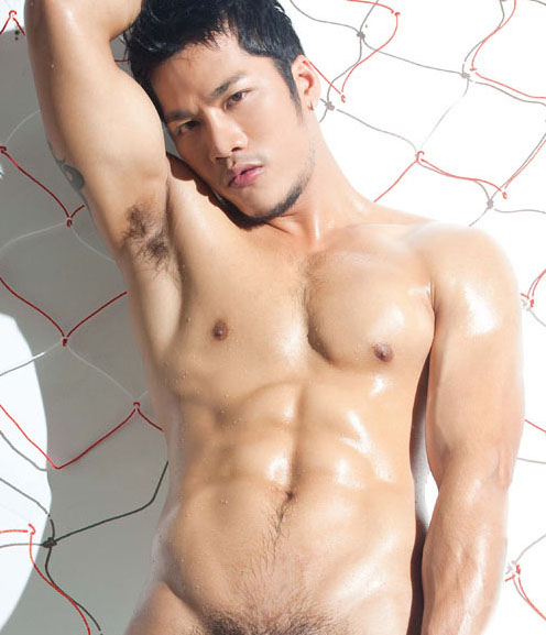 Hot Thai model