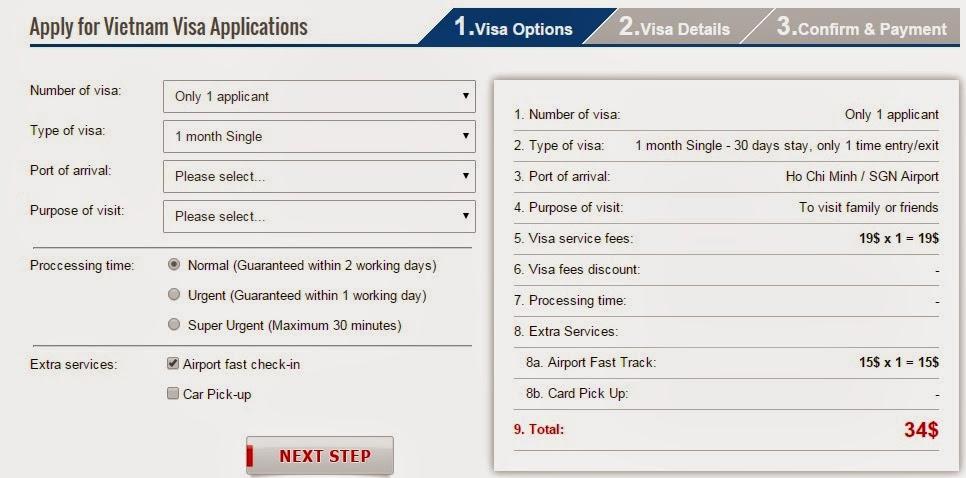 oci visa transfer application form