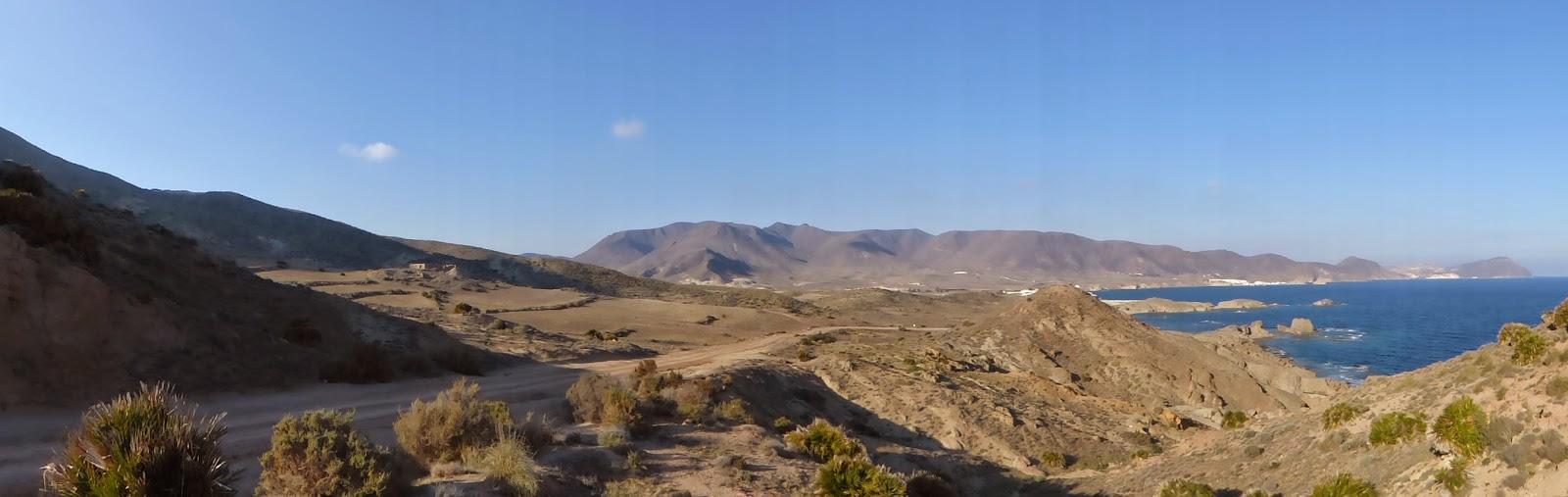 Los Escullos, Cabo de Gata