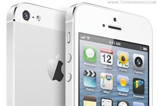 daftar harga iPhone 5 terbaru, spesifikasi lengkap dan detail apple iphone 5 gsm cdma, gambar dan fitur unggulan iphone 5