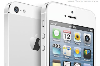 Daftar Harga Apple IPhone 5, Spesifikasi Lebih Mumpuni Bodi Makin Tipis Image
