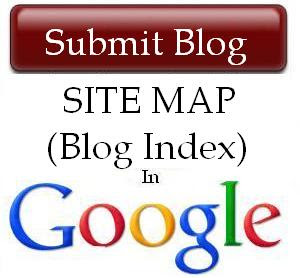 Add Blog to Sitemap