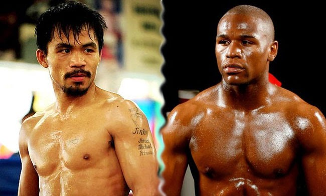 The Most Awaited Mega Fight Between Manny Pacquiao and Floyd Mayweather Jr had Finally been Set