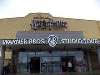 Warner Studios Londra Harry Potter