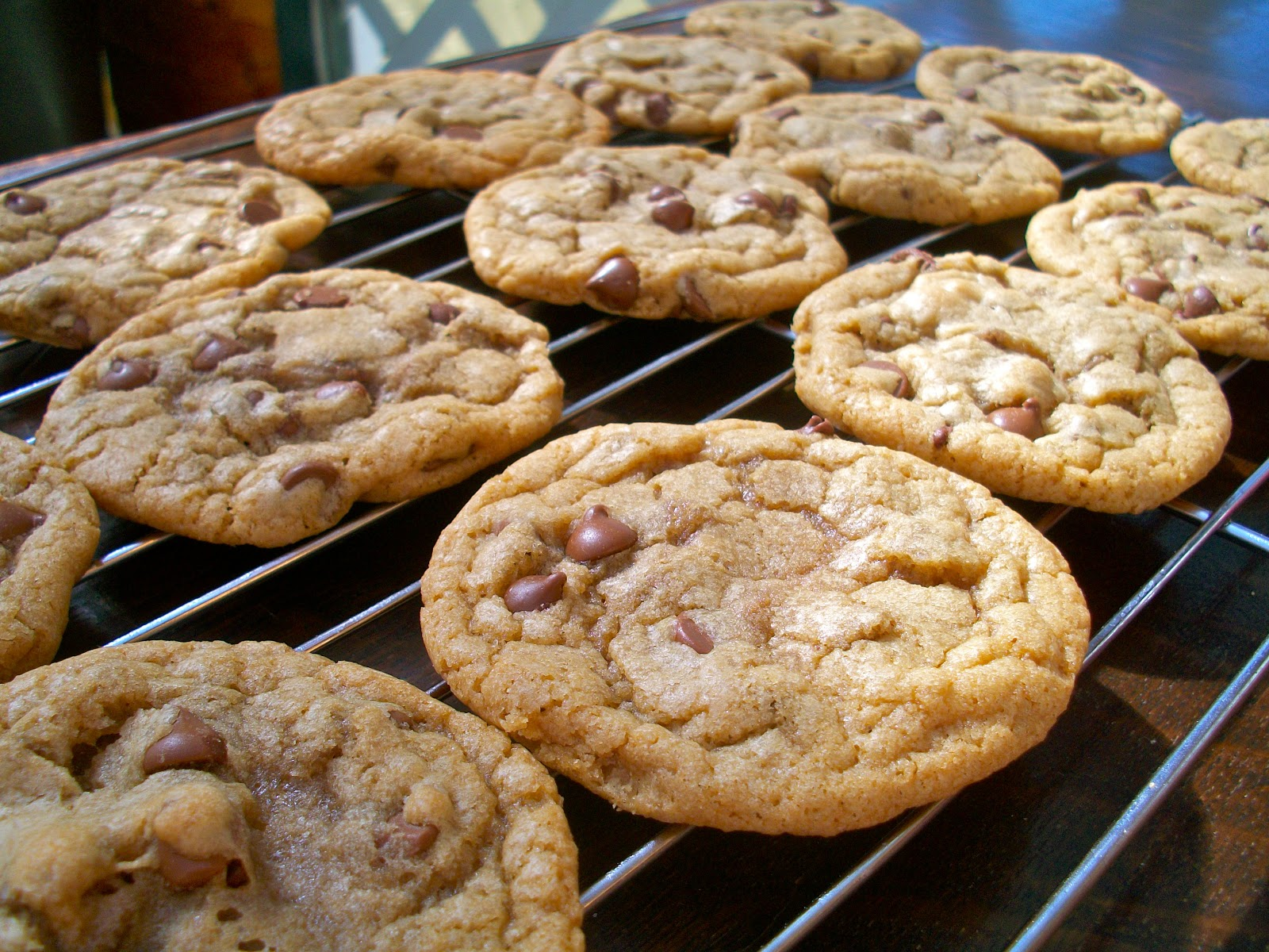 Brooke Bakes : The Best Ever Chocolate Chip Cookies