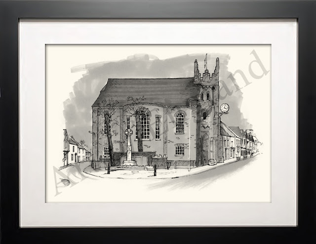 Billericay Essex drawing