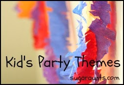 Kid's Party Themes