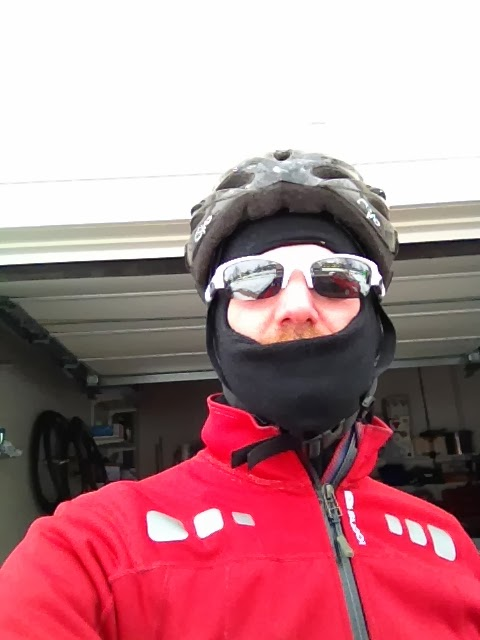 Cold Weather Cycling - The Complex Triathlete
