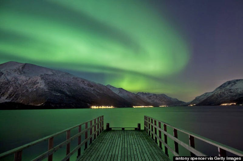 8. You can see the northern lights - 10 Reasons Norway is the Greatest Place on Earth