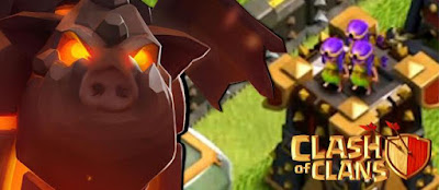 Macam - Macam Pasukan di Clash of Clans