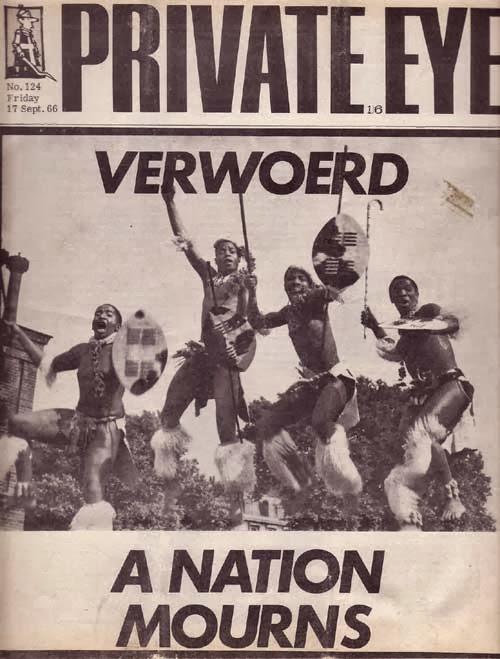 Verwoerd - A nation mourns