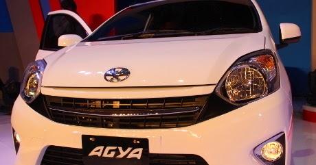 Konsumsi BBM Toyota Agya - Review Mobil & Otomotif