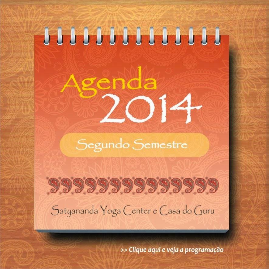 Agenda Segundo Semestre 2014