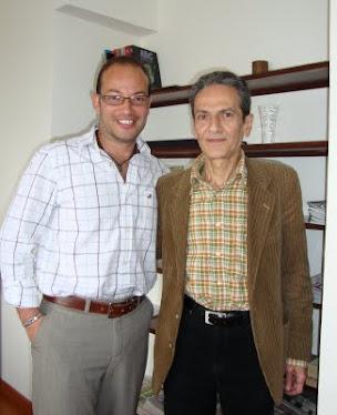 Encuentro con Escritores. Bogotá.