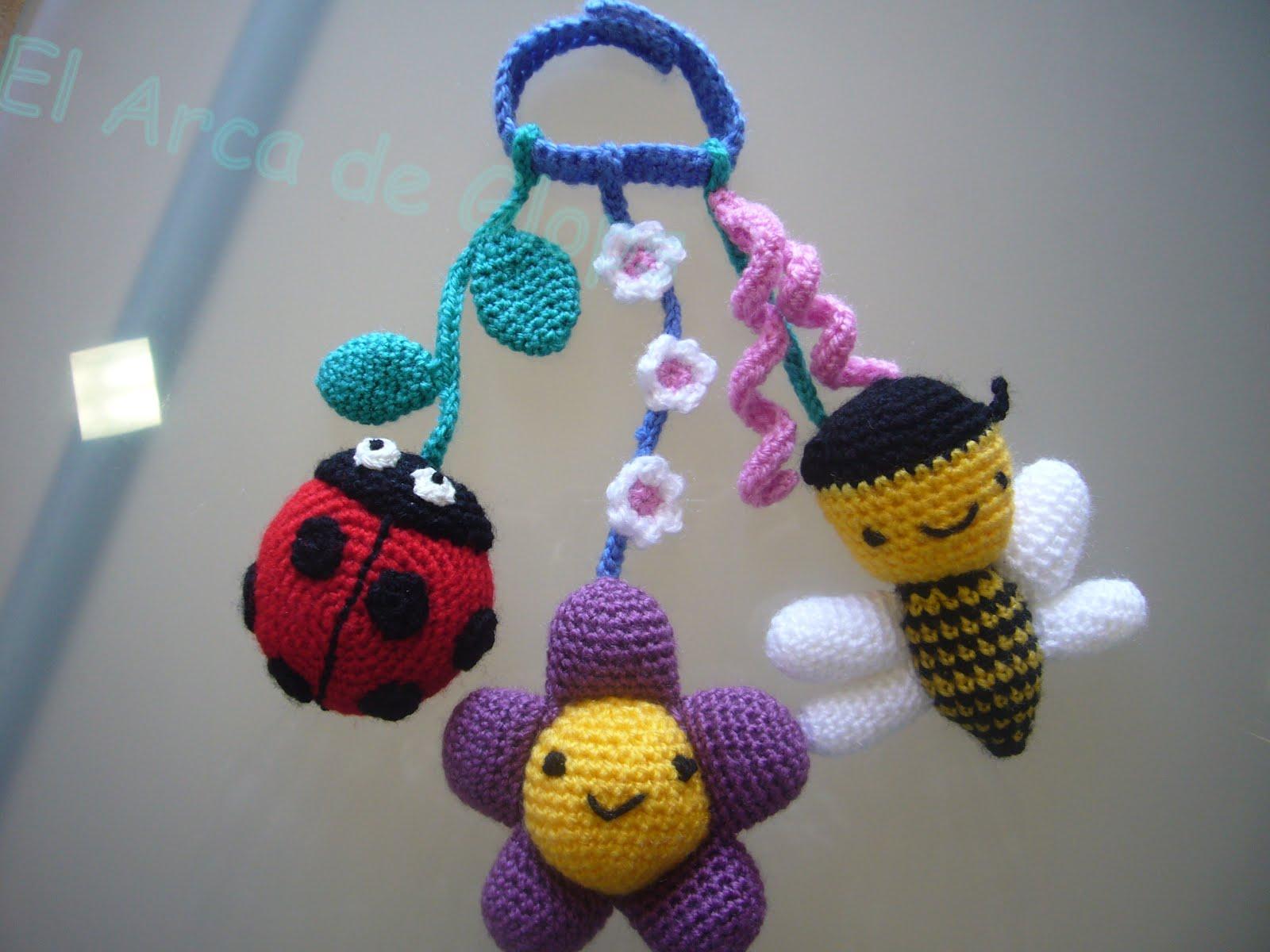 Ideas de decoracion con ganchillo o crochet (4). Especial ...