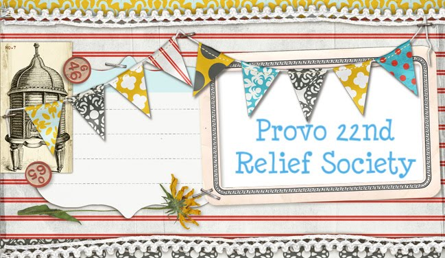 Provo 22nd Relief Society