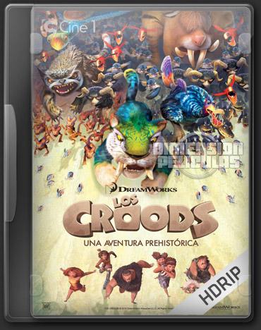 The Croods (HDRip 720p Español Latino) (2013)