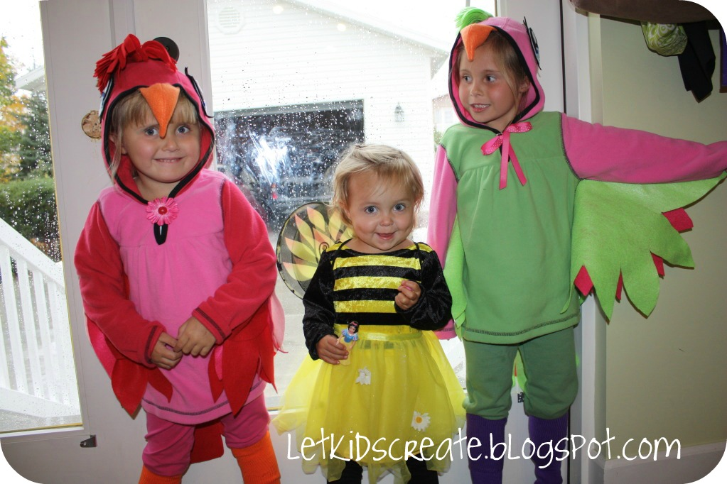 But the truth is that last year was the first time I actually put any effort into making my kidsu0027 costumes. Here are my favorite costumes my girls have worn ...  sc 1 st  Let Kids Create - Blogger & Let Kids Create: Halloween costumes from our past