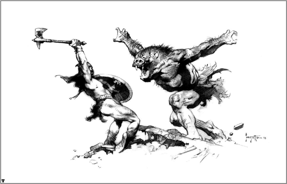 Fantasy Art Class: January 2012