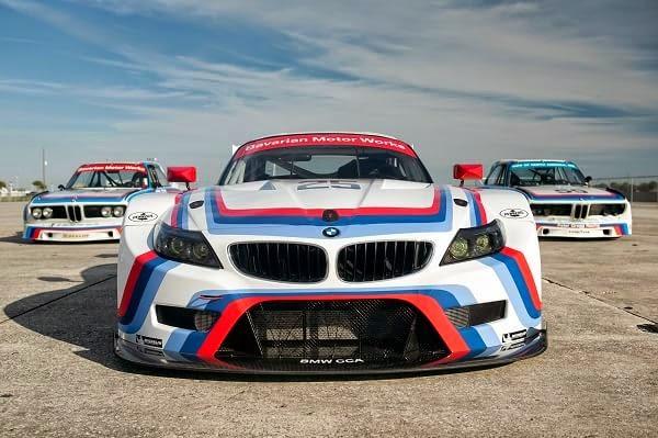 BMW Motorsport Z4 GTLM y 3.0 CSL