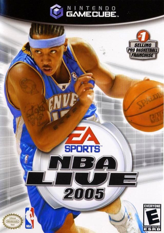 NBA Live 2005 PC Game