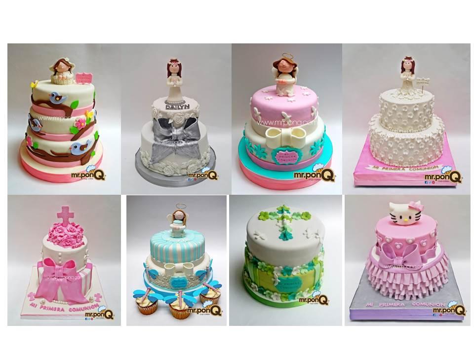 tortas de primera comunion medellin