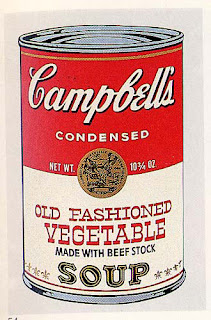 Campbell's can of soup