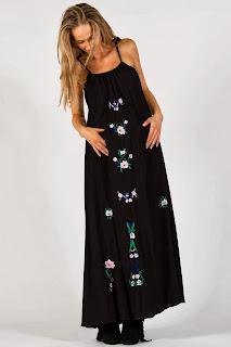 Splendour Maternity Dress