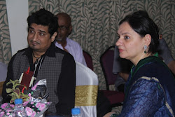 Neeraj Sridhar with Shibani Madam