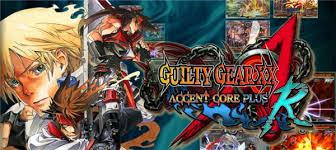 Game Guilty Gear XX Accent Core Plus R PC
