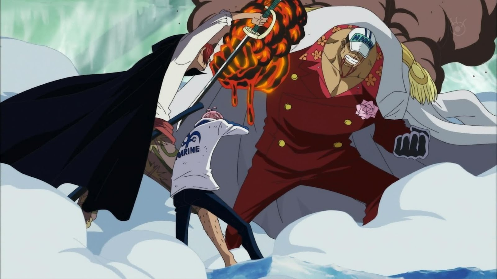 One Piece HD & Widescreen Wallpaper 0.538382147500921