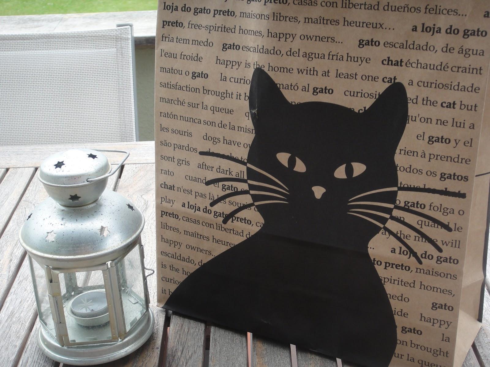 Mientras tanto vive la vida a loja do gato preto - La loja del gato ...