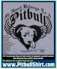 The Truth About Pit Bulls: Goodbye to Barky, Who Perhaps ...
