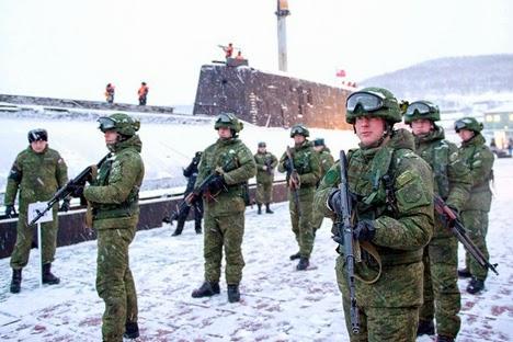 Rusia Jawab Tantangan Geopolitik dalam Doktrin Militer Terbarunya